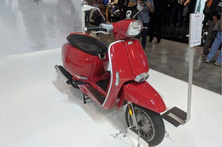 new lambretta scooters india launch images v200