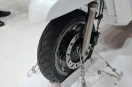 lambretta scooters india launch images disc brake