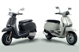 lambretta scooters india launch images v200 v125