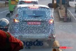 Mahindra U321 MPV Images Rear