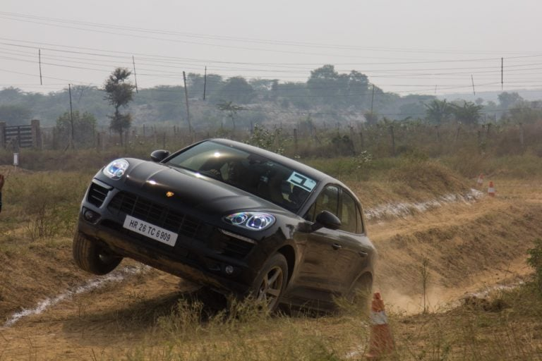 Porsche Macan and Cayenne Taken Off the Road!