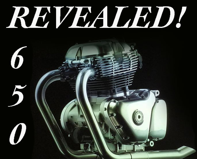 royal enfield 650cc engine parallel twin images