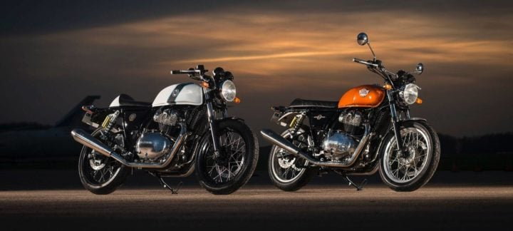 royal enfield interceptor 650 and continental gt 650 images