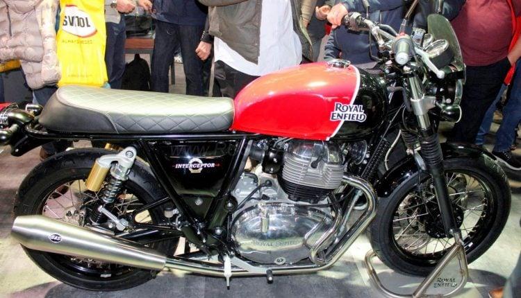 Harley Davidson Vs Bullet