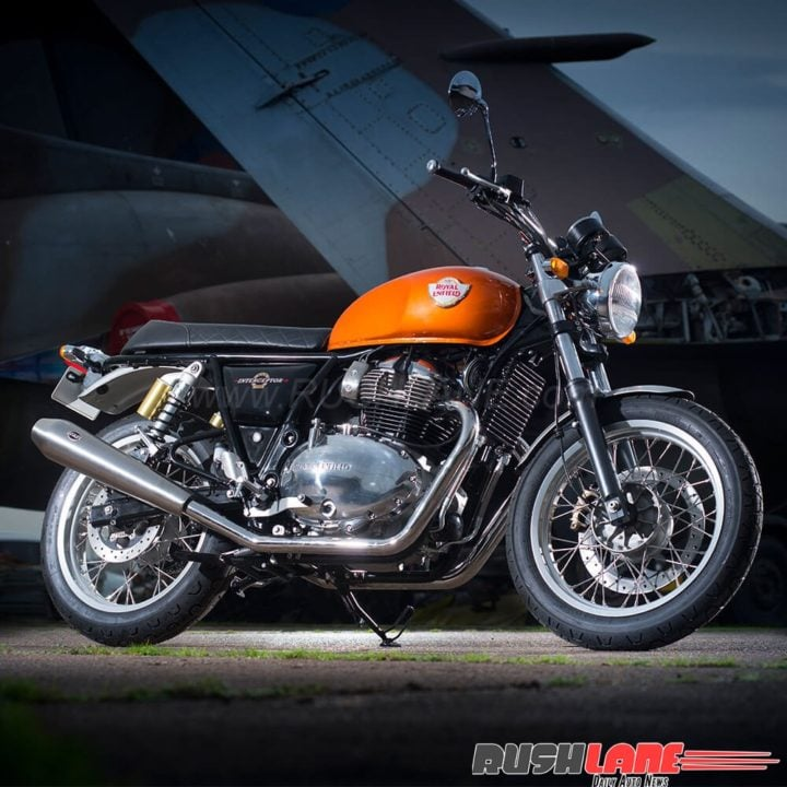 royal enfield interceptor 650 images side profile