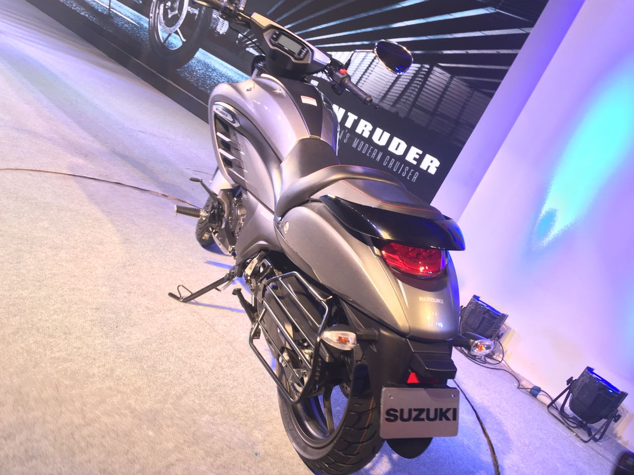 Suzuki Intruder 150 Fi Launch Date Price In India Specifications
