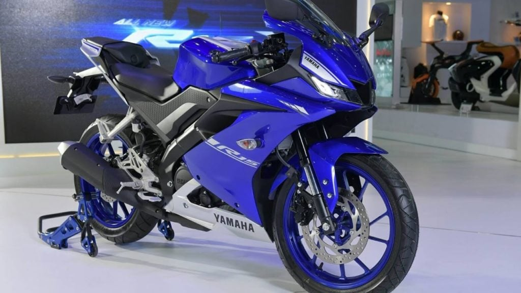 Yamaha R Price In Mumbai