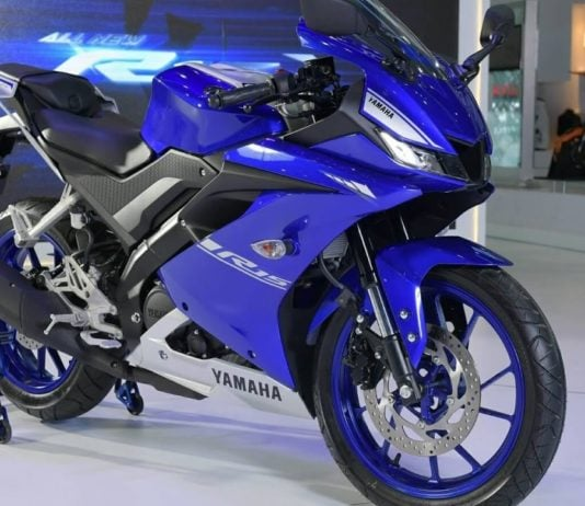 yamaha r15 version 3.0 images front angle