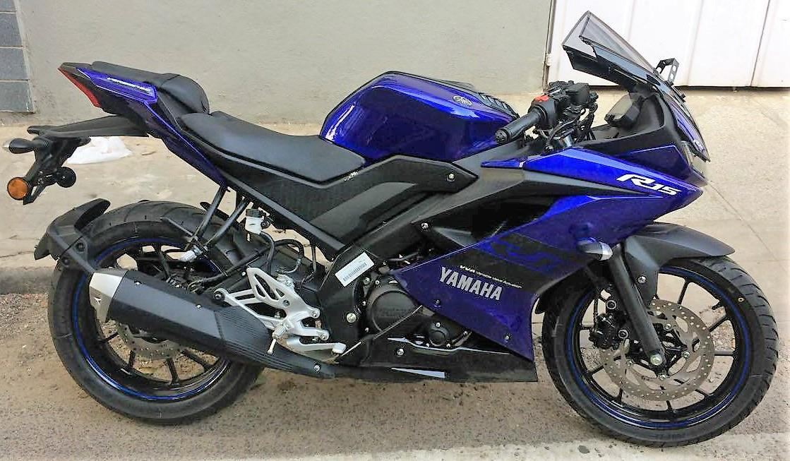 Yamaha R15 V3 Price In India, Mileage, Top Speed, Features