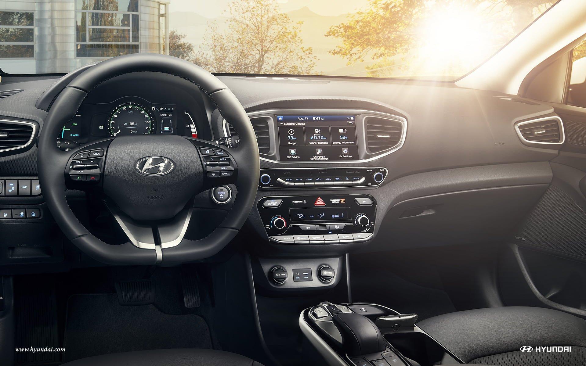 Hyundai Ioniq Electric Car India Launch Date Prices Specs Interior