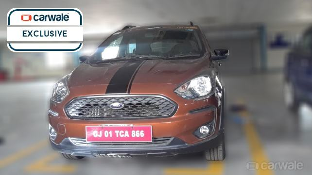 Upcoming 2018 Ford Figo Freestyle Launch Soon, Spied!