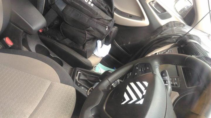 2018 Hyundai i20 interior spied