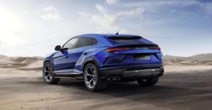 2018 Lamborghini Urus 3