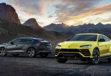 2018 Lamborghini Urus 4