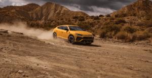 2018 Lamborghini Urus 5