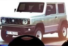 2018 Maruti Suzuki Jimny spyshot2