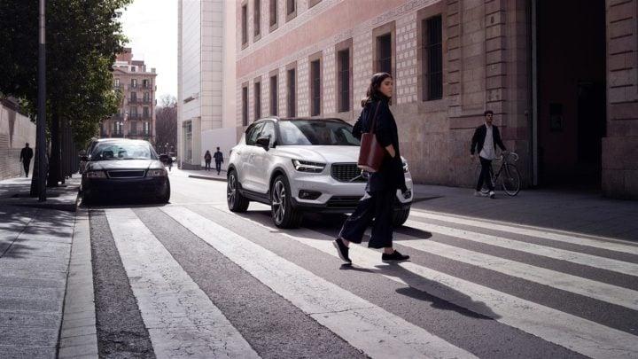2018 Volvo XC40 1