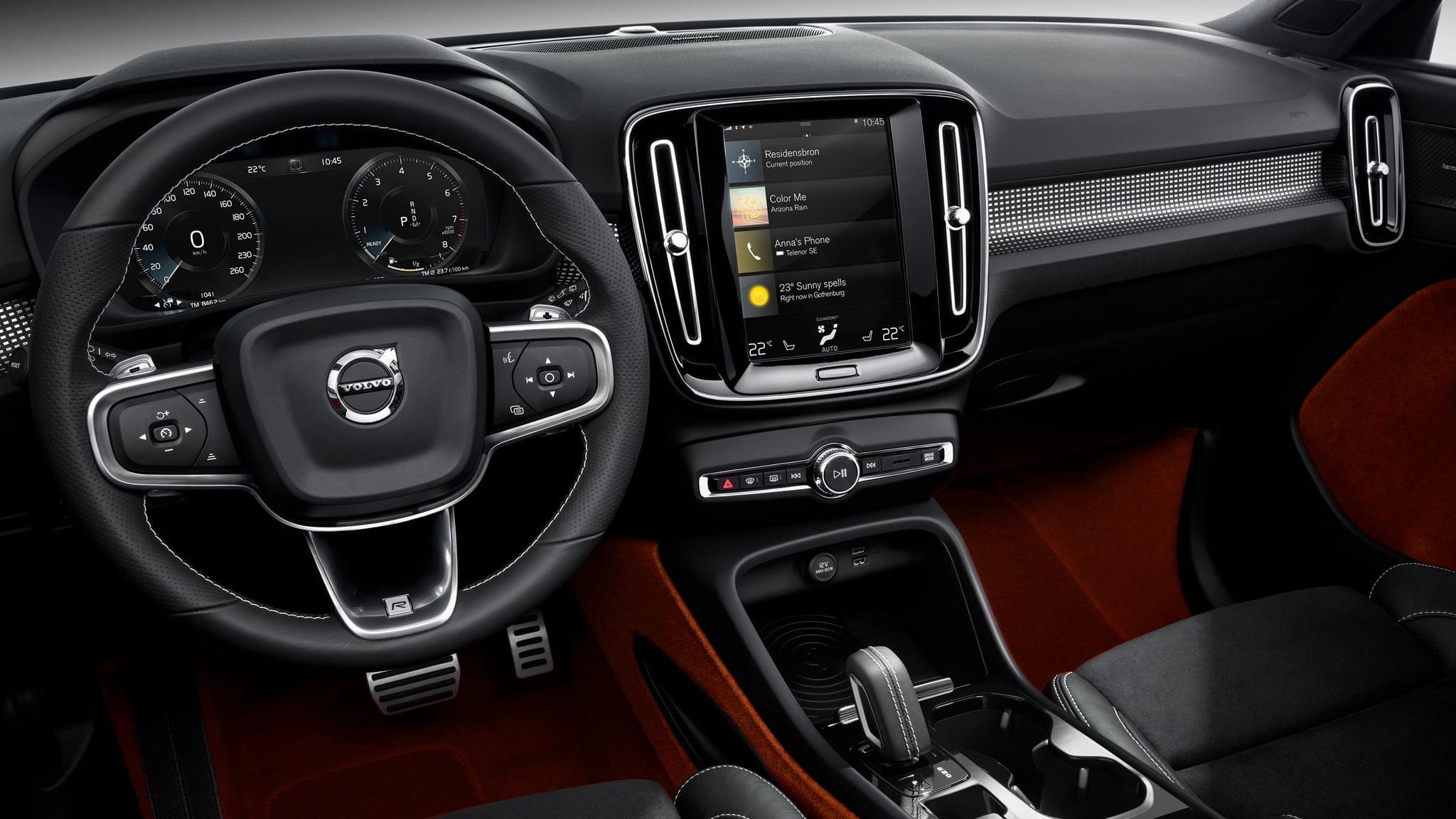 2018 Volvo Xc40 2 Carblogindia