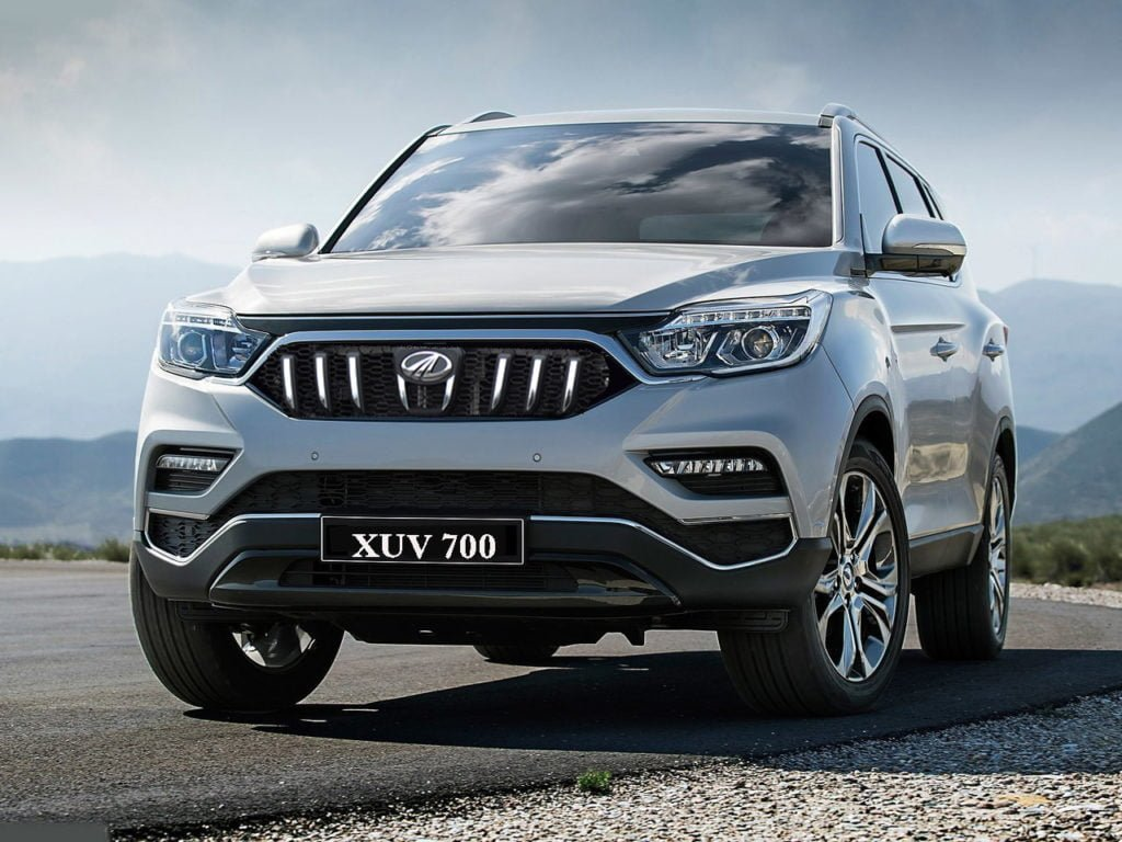 2018 Mahindra Xuv700 To Rival Toyota Fortuner Launch Next