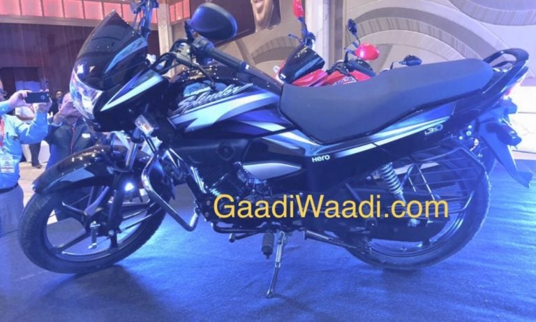2018 Hero Super Splendor iSmart 125 Launched in India
