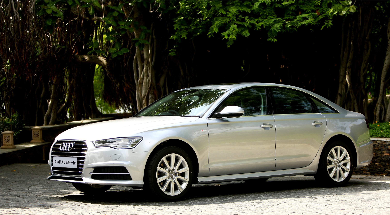 Audi Rush A6 Carblogindia