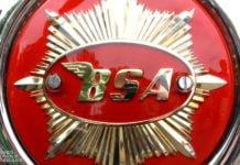 BSA logo mahindra