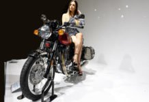 Benelli Imperiale 400 India Launch Images Front Angle