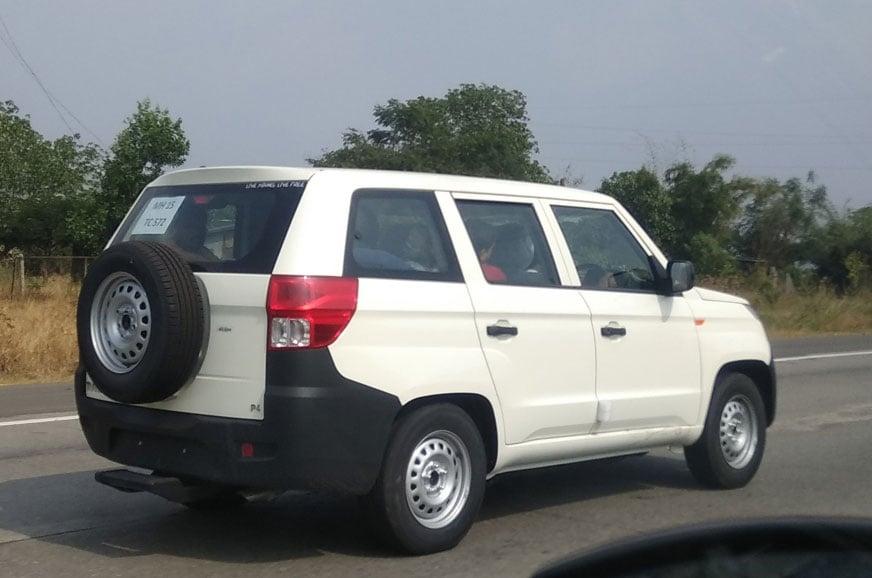 Mahindra New  Seater Car