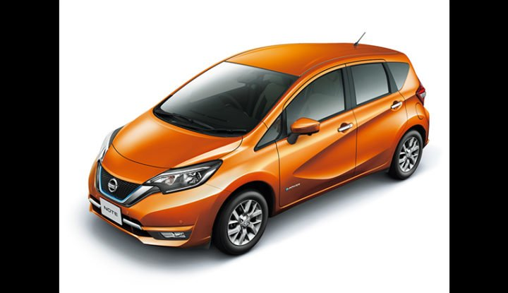 Nissan Note e Power India