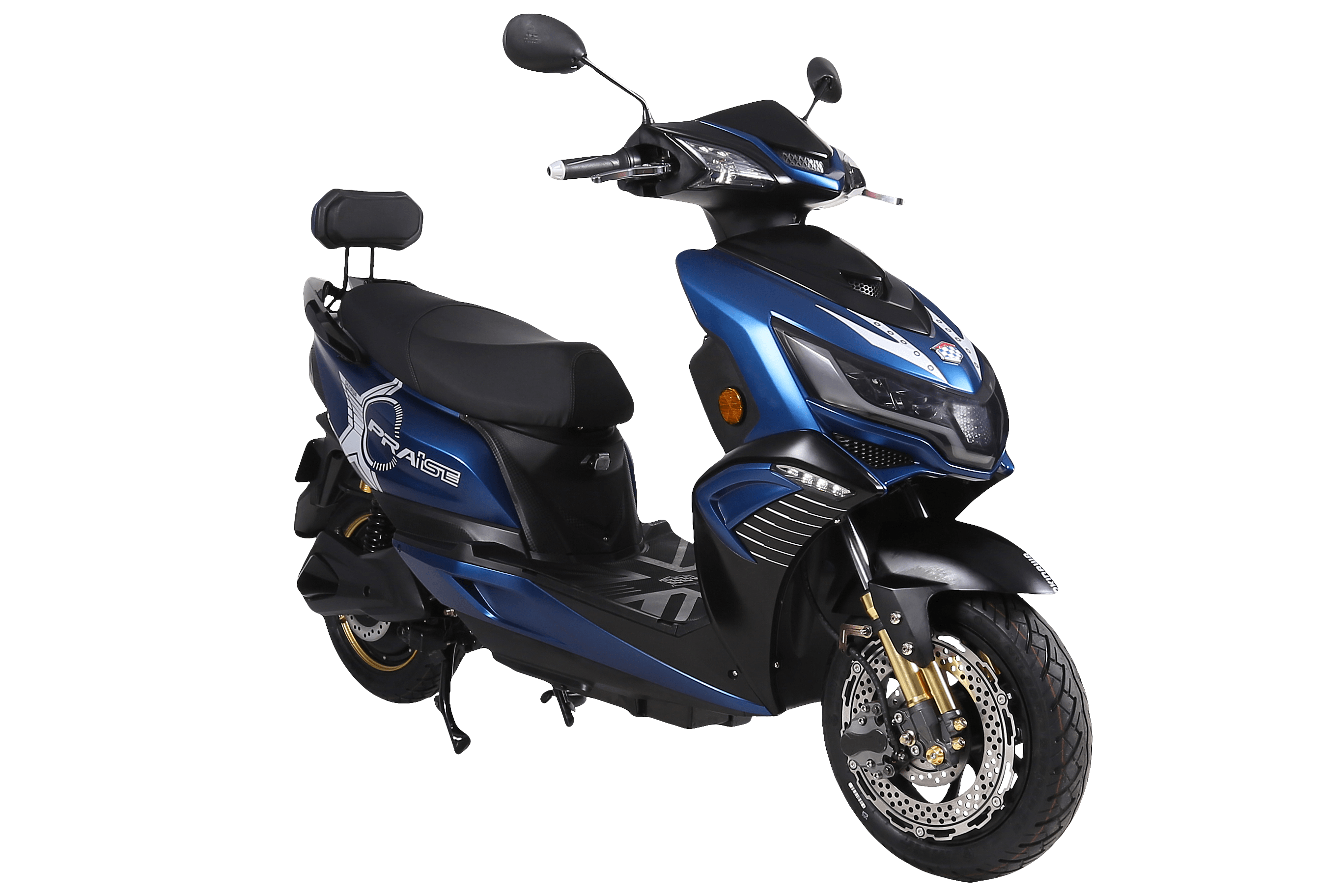 Electric Scooter With Seat >> Okinawa Praise Electric Scooter Price in India, Specifications, Range, Pics