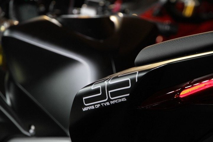 TVS Apache RR310 Images - 35 Sticker