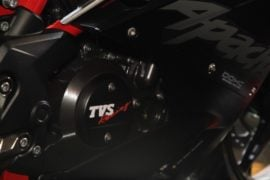 TVS-Apache-RR-310-launch-engine