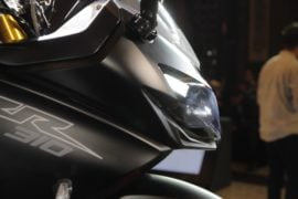 TVS-Apache-RR-310-launch-facia