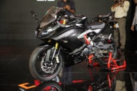 TVS-Apache-RR-310-launch-fron-three-quarter-black-2
