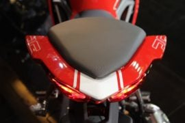 TVS-Apache-RR-310-launch-rear-seat