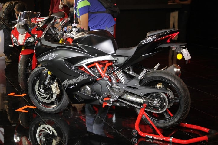 Tvs Apache Rr310 All You Need To Know About Price Specs