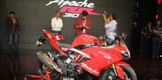 TVS-Apache-RR-310-launch-side-red-2