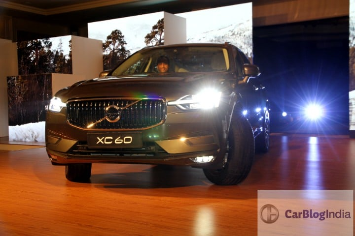 2018 Volvo Xc60 Launched In India Price Inr 55 9 Lakh
