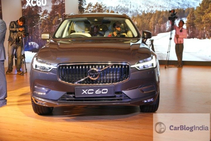 2018 Volvo XC60 India Images Front