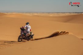 hero rr 450 rally bike images