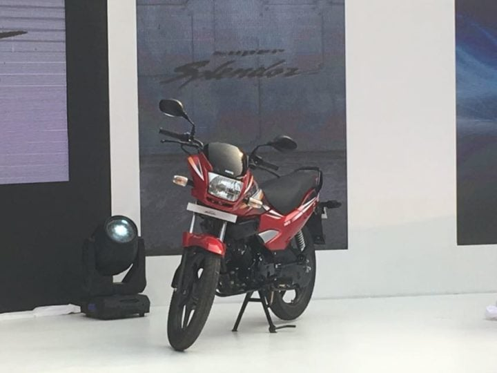 new hero super splendor 2018 2018 model images