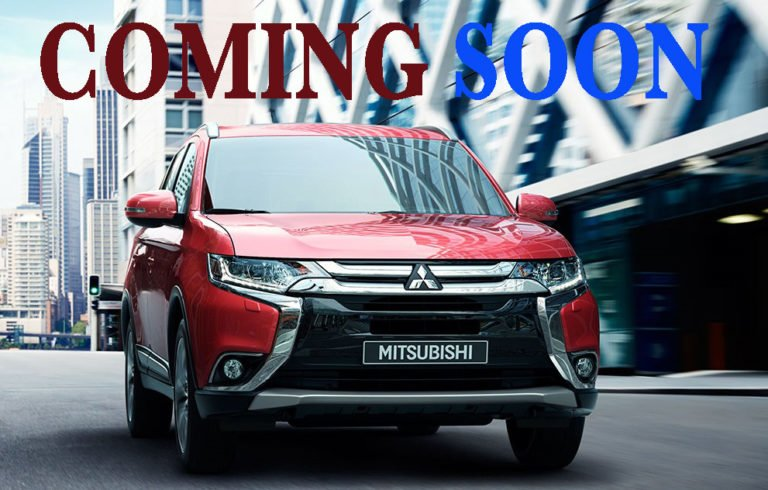 New Mitsubishi Outlander India Launch in Early 2018