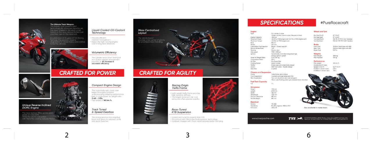 TVS Apache RR 310 Price - 2 05 Lakh - 6 Facts You Really