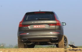 volvo xc60 test drive review images