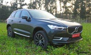 Volvo xc60 test