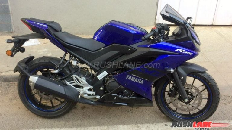 Yamaha R15 V3 India Launch Soon as the Upcoming Motorcycle Starts Reaching Dealerships