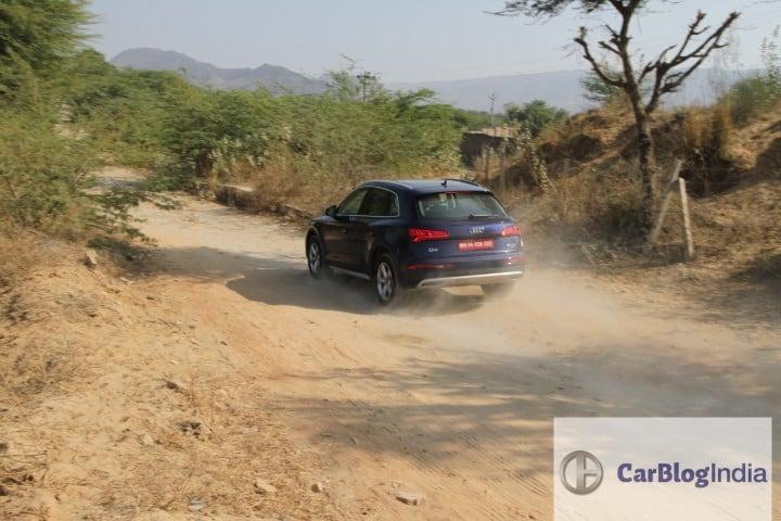 2018 Audi Q5 Test Drive Review First Impression