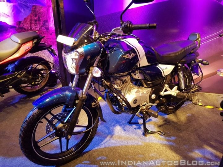 2018 Bajaj V15 unveiled
