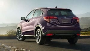 2018 Honda HR-V 13