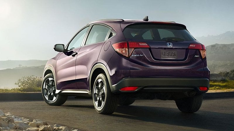 new 2018 honda hr v launch price details. Black Bedroom Furniture Sets. Home Design Ideas